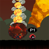 Gold Volcano game