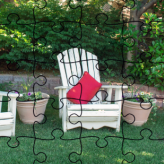 Jigsaw Puzzle: Beauty Backyards game