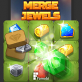 Merge Jewels game