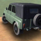 Russian UAZ 4x4 Driving Simulator game