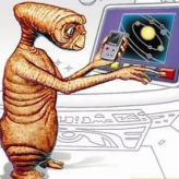 E.T. The Extra Terrestrial: Digital Companion game