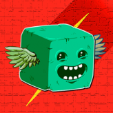 Flappy Cube Challenge game