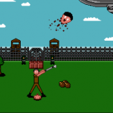 Genocide Golf game