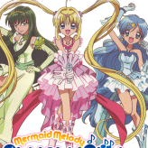 Mermaid Melody: Pichi Pichi Picchi Pichi Pichitto Live Start game