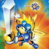 Sparkster: Rocket Knight Adventures 2 game