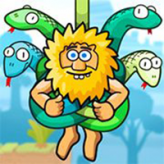 Adam and Eve: Cut The Ropes game