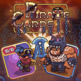 Pirate Cards game