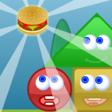hungry shapes game