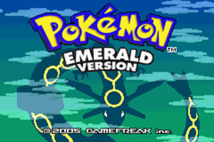 Pokemon Emerald Version Online PC