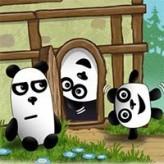 3 pandas fantasy game