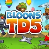 bloons tower defense 5 game