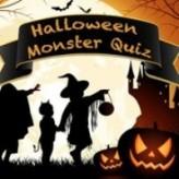 halloween monster quiz game