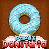 papa's donuteria game