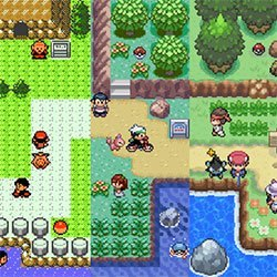 Pokemon X and Y Online no PC