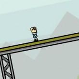 the platform game