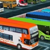 busman parking 3d game