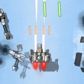 lego star wars: microfighters game