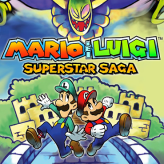 mario and luigi: superstar saga game