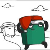 mr. splibox: christmas story game