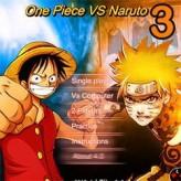 one piece vs naruto 3 game