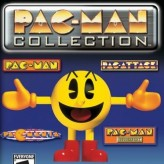 pac-man collection game
