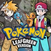 pokemon leaf green game