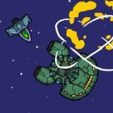 furious space game