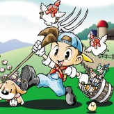 harvest moon: friends of mineral town game