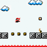 super mario land color game