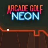 arcade golf: neon game
