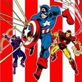 captain america and the avengers game