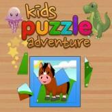kids puzzle adventure game