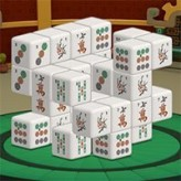 mahjong dimension 3d game