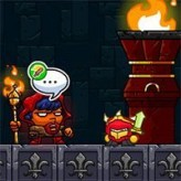 super chibi knight game