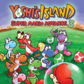 yoshi's island: super mario advance 3 game