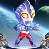 ultraman vs alien zombies game