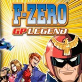 f-zero gp legend game