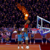 nba jam tournament edition (sega) game