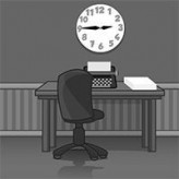 black & white escape: office game