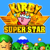 kirby super star game