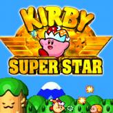 kirby super star game
