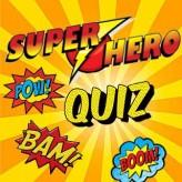 superhero quiz game