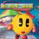 ms. pac-man - maze madness game