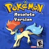 pokemon resolute game