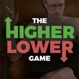 the higher lower game game