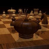 chess 3d game