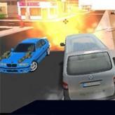 crunched metal drifting wars game