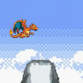flying charizard game
