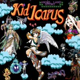 kid icarus - angel land story game