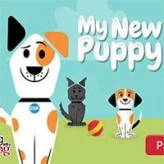 my new puppy game